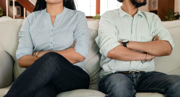 Skilsmässa Lavendla